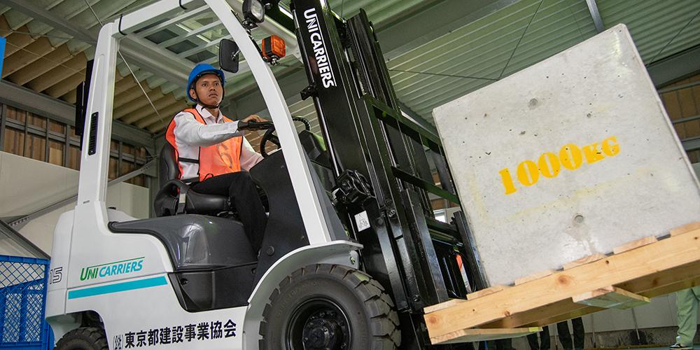東京 フォークリフト 免許 マジオワークライセンススクール フォークリフト・玉掛・小型移動式クレーンの資格免許取得